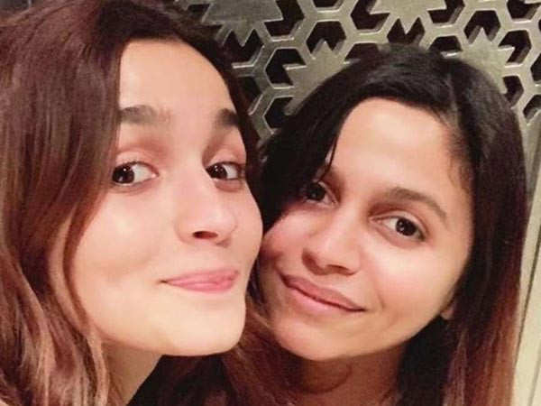 Alia Bhatt and Shaheen Bhatt FaceTime their parents during self quarantine