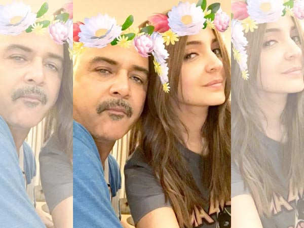 Anushka Sharma's special gesture for her father on his 59th birthday is adorable