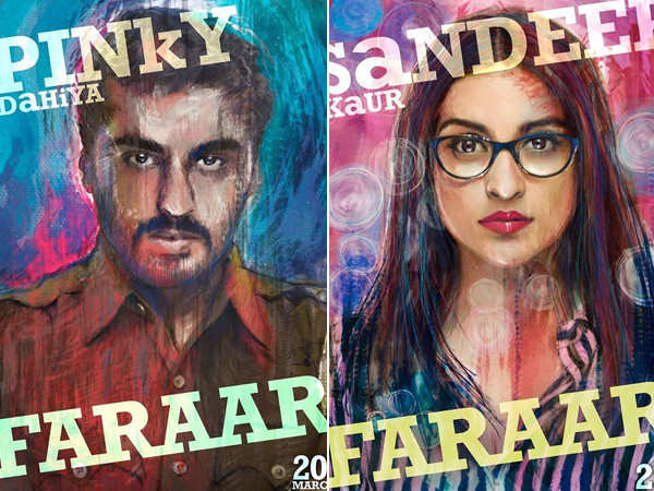 Arjun Kapoor and Parineeti Chopra's Sandeep Aur Pinky Faraar gets a release date