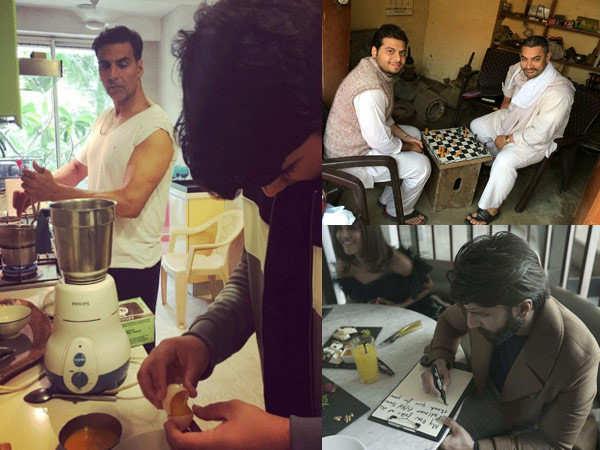 Bollywood hidden talents