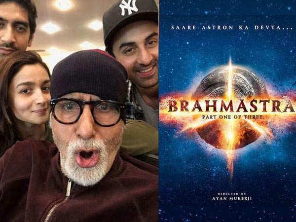 Last leg of Brahmastra's shooting postponed to April?