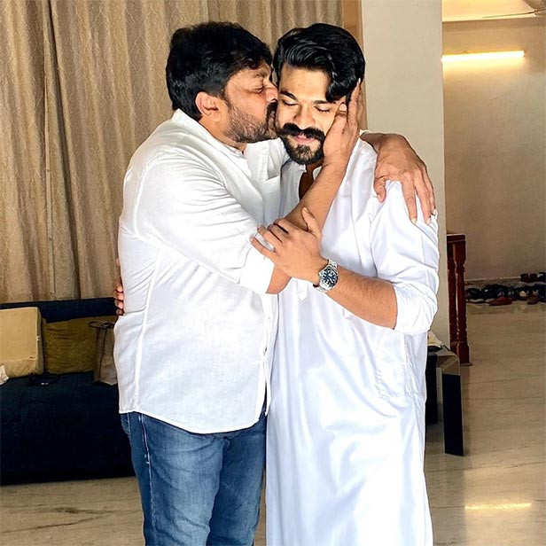 Chiranjeevi has the sweetest birthday wish for his son Ram Charan | Filmfare.com