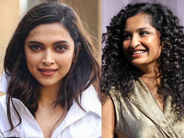 Reports about Gauri Shinde directing Deepika Padukone untrue?