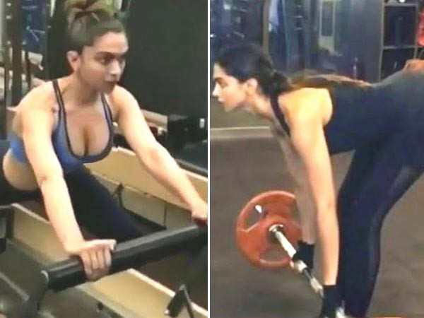 Deepika Padukone defends uploading workout videos on Instagram
