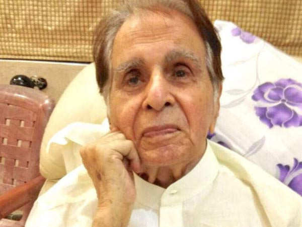 Veteran actor Dilip Kumar's special message on Twitter is a must read