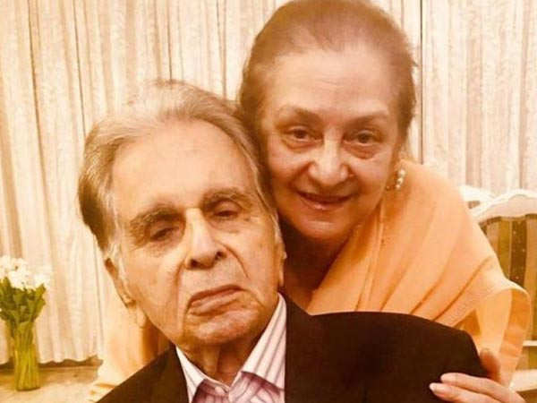 Dilip Kumar urges his fans to be safe in the wake of Coronavirus