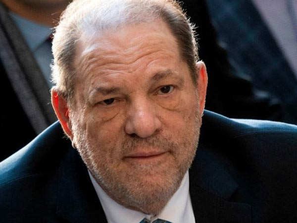 Harvey Weinstein tests positive for COVID-19