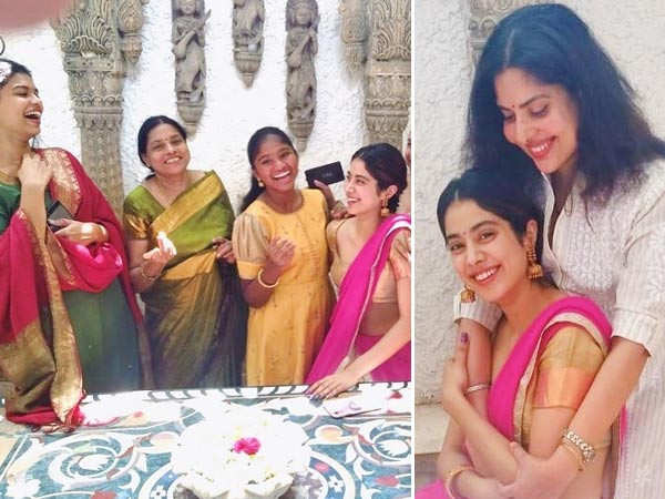 Janhvi Kapoor misses mom Sridevi as she spends time in Chennai