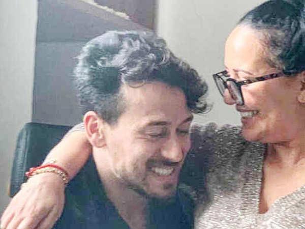 Ayesha Shroff's post for son Tiger Shroff on Instagram is heartwarming