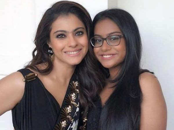 Kajol travels to Singapore to bring back daughter Nysa home