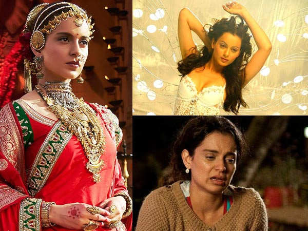 Kangana Ranaut's Movies that Showcased her Class as an Actor