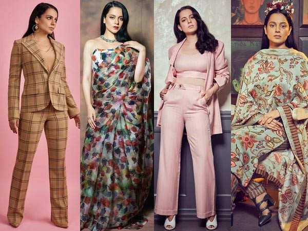 10 best looks of Kangana Ranaut from the recent past
