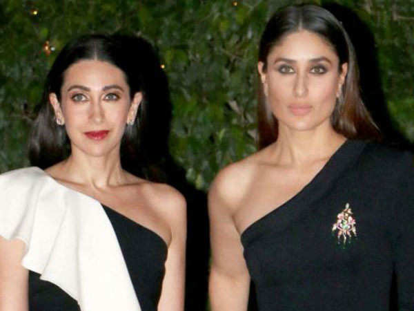 Kareena Kapoor Khan talks about working with Karisma Kapoor in a film