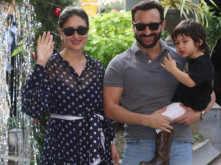 Kareena Kapoor, Taimur Ali Khan and Saif Ali Khan pledge support to charitable organisations