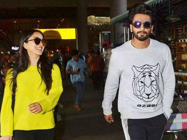 Exclusive: Kiara Advani reveals she wants to work with Ranveer Singh