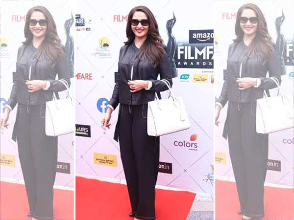 Step out like Madhuri Dixit and make your Har Pal Fashionable