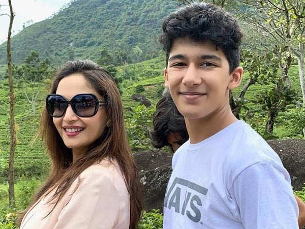 Madhuri Dixit Nene's birthday wish for her son Arin is all things love