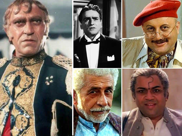 Top Bollywood actors who started life on stage
