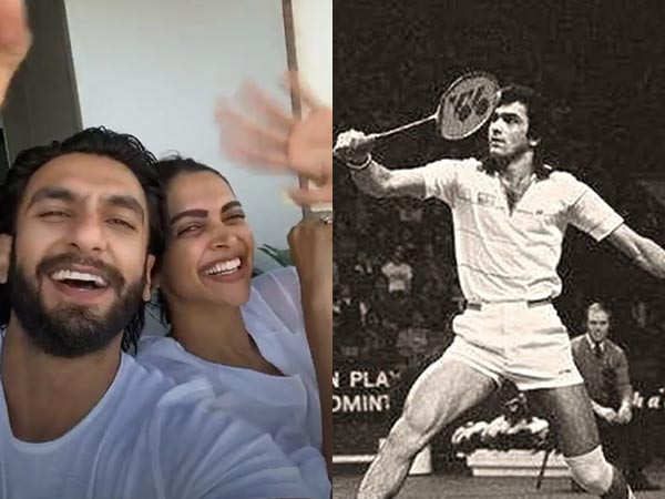 Ranveer Singh Honours the Legacy of Prakash Padukone