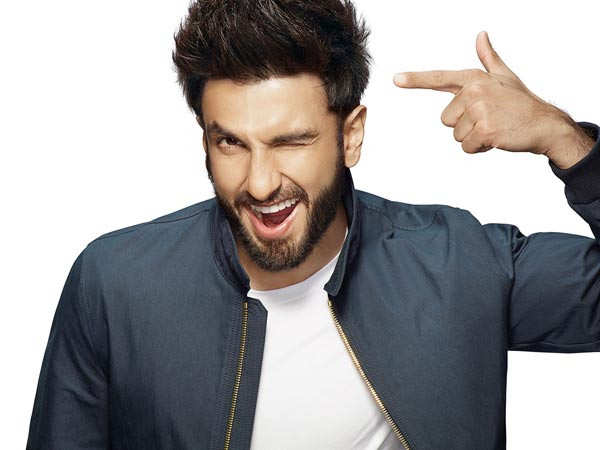 Here's what Ranveer Singh feels he'll look like post quarantine