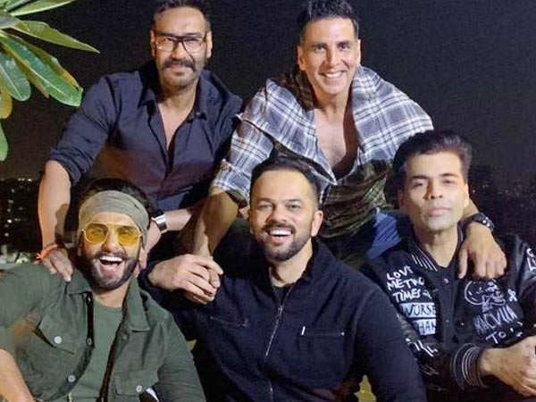 Rohit Shetty on a lookout for his next character after Sooryavanshi