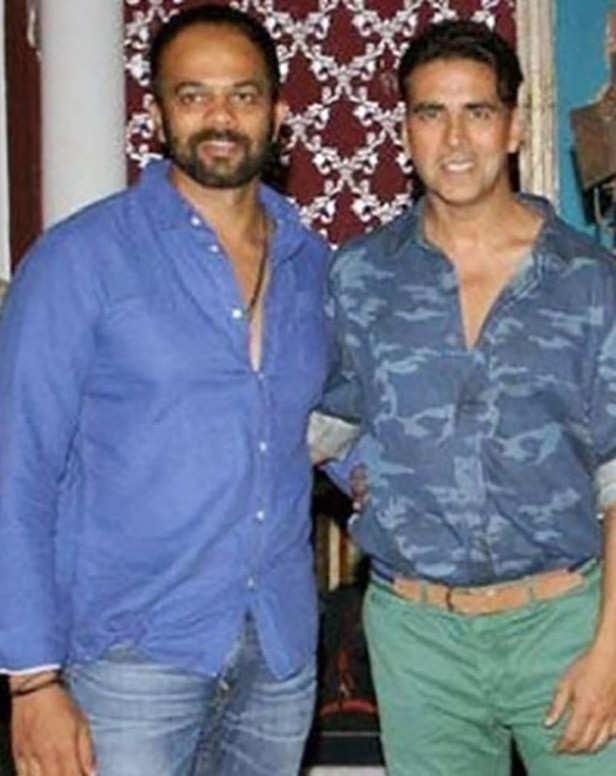 Rohit Shetty et Akshay
