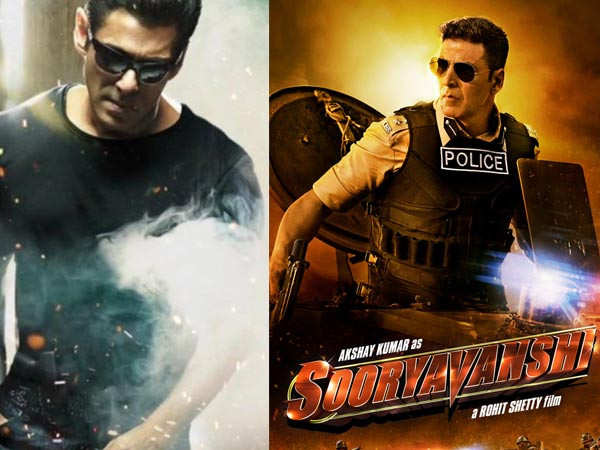 Sooryavanshi to now clash with Radhe at the box-office?
