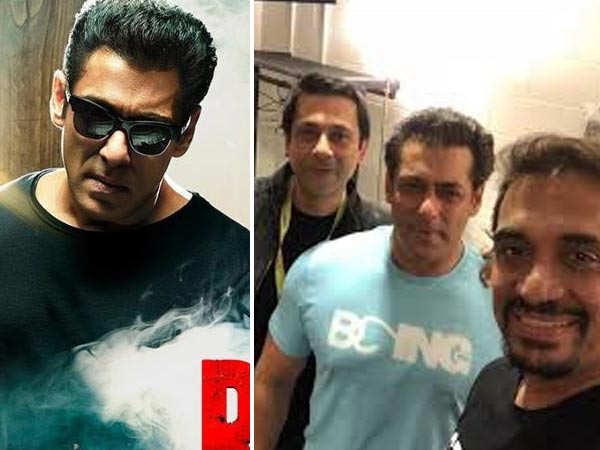Salman Khan's manager rubbishes rumours about Radhe's editing being underway
