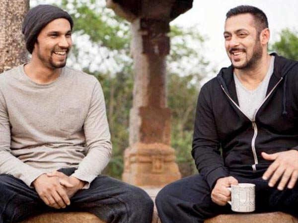 Randeep Hooda says he's a part of Radhe only because of Salman Khan