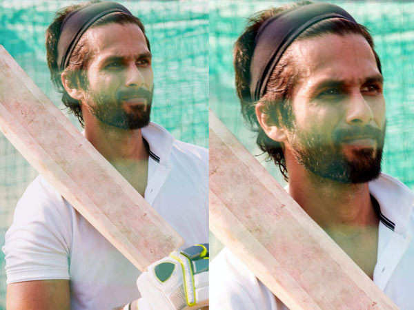 Shahid Kapoor is being trained by Rohit Sharma's coach for Jersey
