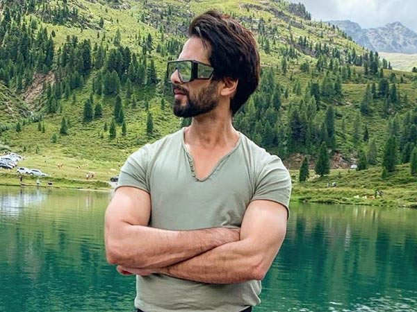 The shooting of Shahid Kapoor's Jersey put on hold due to the coronavirus