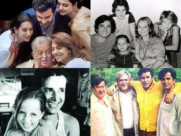 Shashi Kapoor's Most Adorable Family Pictures