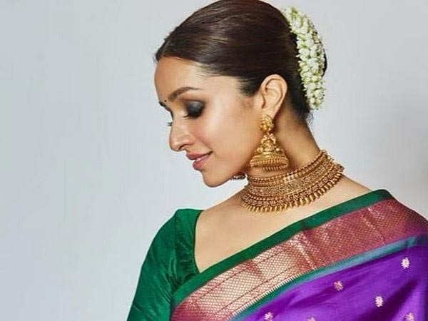 Shraddha Kapoor's posts a delightful Gudi Padwa wish for fans