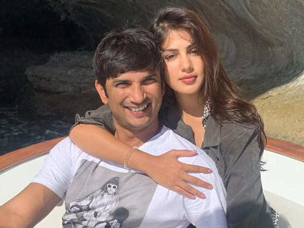 Sushant Singh Rajput and Rhea Chakraborty might star together in their next