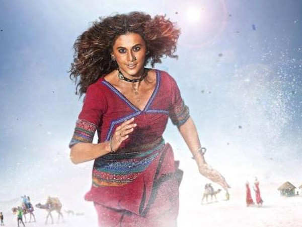 Taapsee Pannu to begin shooting for Rashmi Rocket on March 26