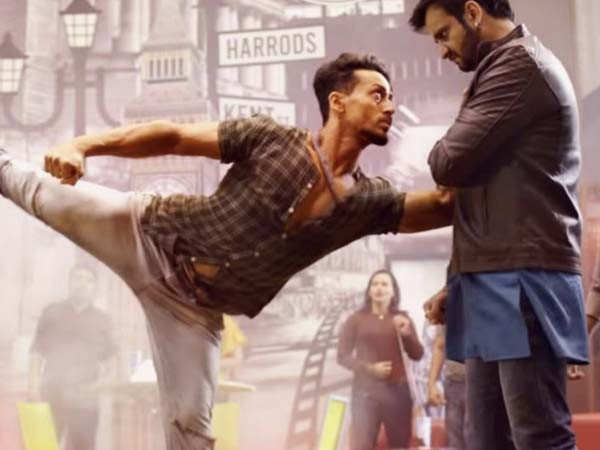 Here's how much Baaghi 3 made on its first day