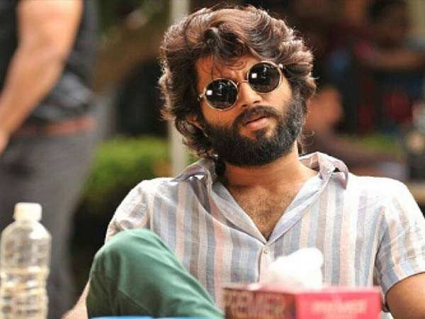 South superstar Vijay Deverakonda reveals which are the two actresses he's excited to work with