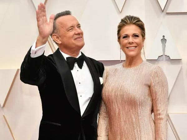 Here's an update on Tom Hanks and Rita Wilson's health
