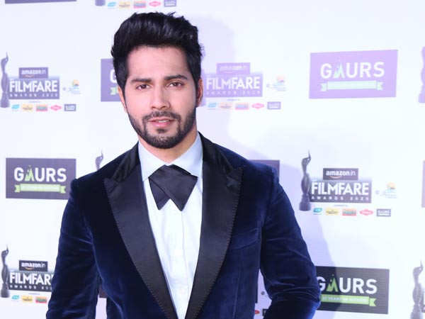 Varun Dhawan's pick for a Sunday brunch is Har Pal Fashionable
