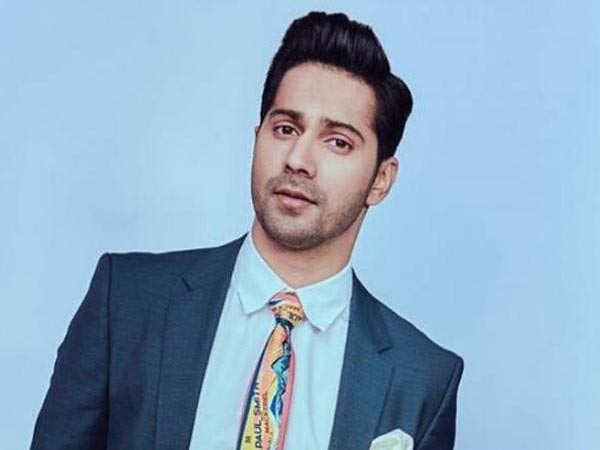 Varun Dhawan shows us who's the real Coolie No 1