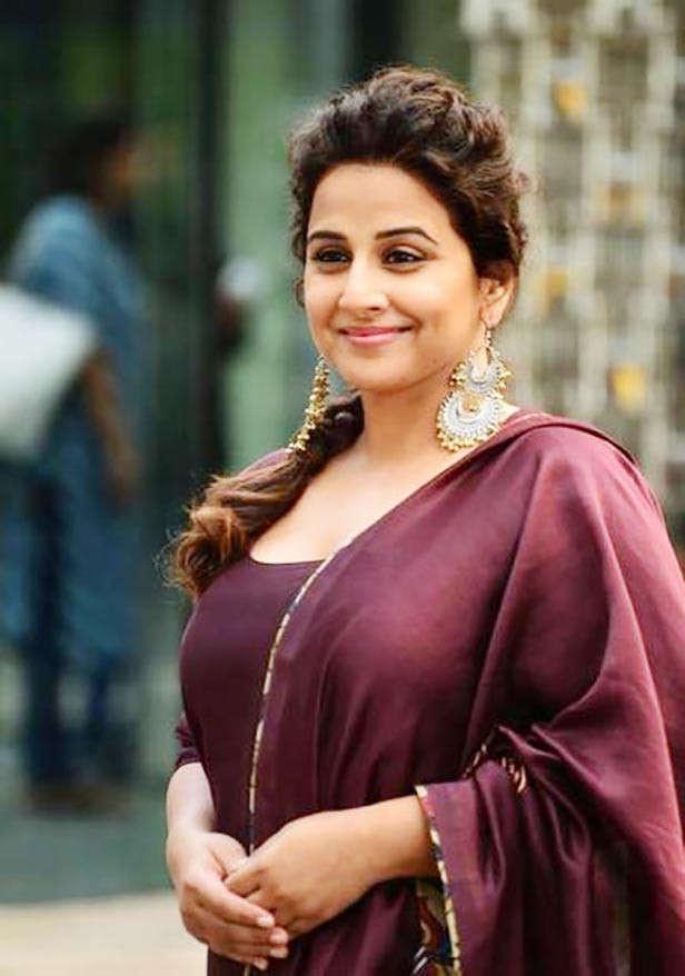 Vidya Balan kickstarts the shoot Amit Masurkar's Sherni | Filmfare.com