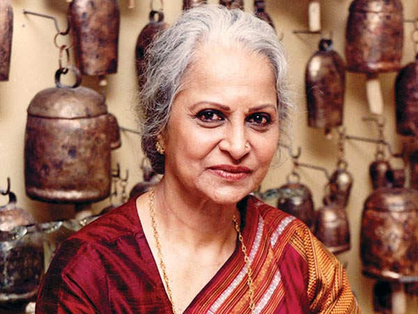 Success and fame is temporary. There today, gone tomorrow. - Waheeda Rehman