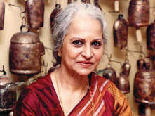 """""""Success and fame is temporary. There today, gone tomorrow."""" - Waheeda Rehman"""