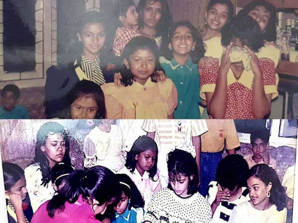 These pictures from Aishwarya Rai Bachchan's childhood are going viral