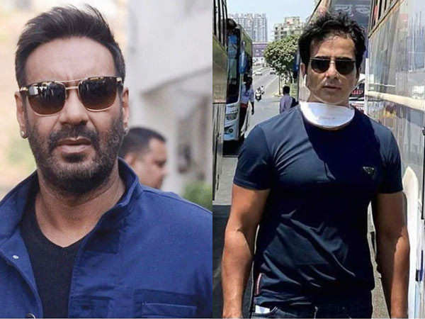 Ajay Devgn is mighty impressed with Sonu Sood