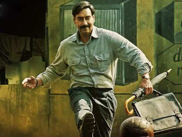 Ajay Devgn Starrer Maidaan's Set to be Dismantled Due to the Monsoons