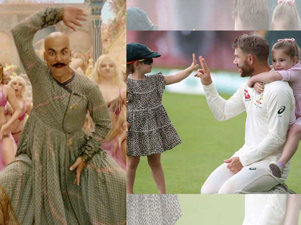 Akshay Kumar Is Super Impressed With David Warner Dancing On Bala