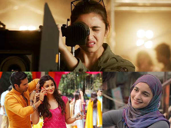Alia Bhatt, best, films