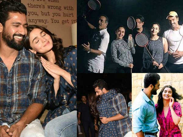 10 amazing pictures of Alia Bhatt and Vicky Kaushal