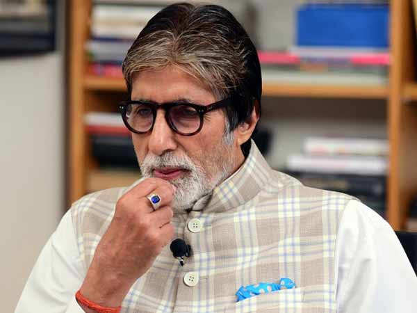 Amitabh Bachchan recalls his time in the ICU after the fatal Coolie acciden